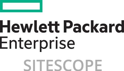 Hewlett Packard Enterprise SiteScope