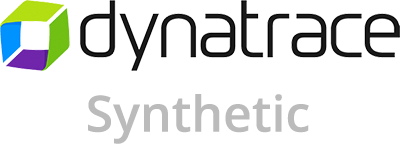 Dynatrace Synthetic Monitoring